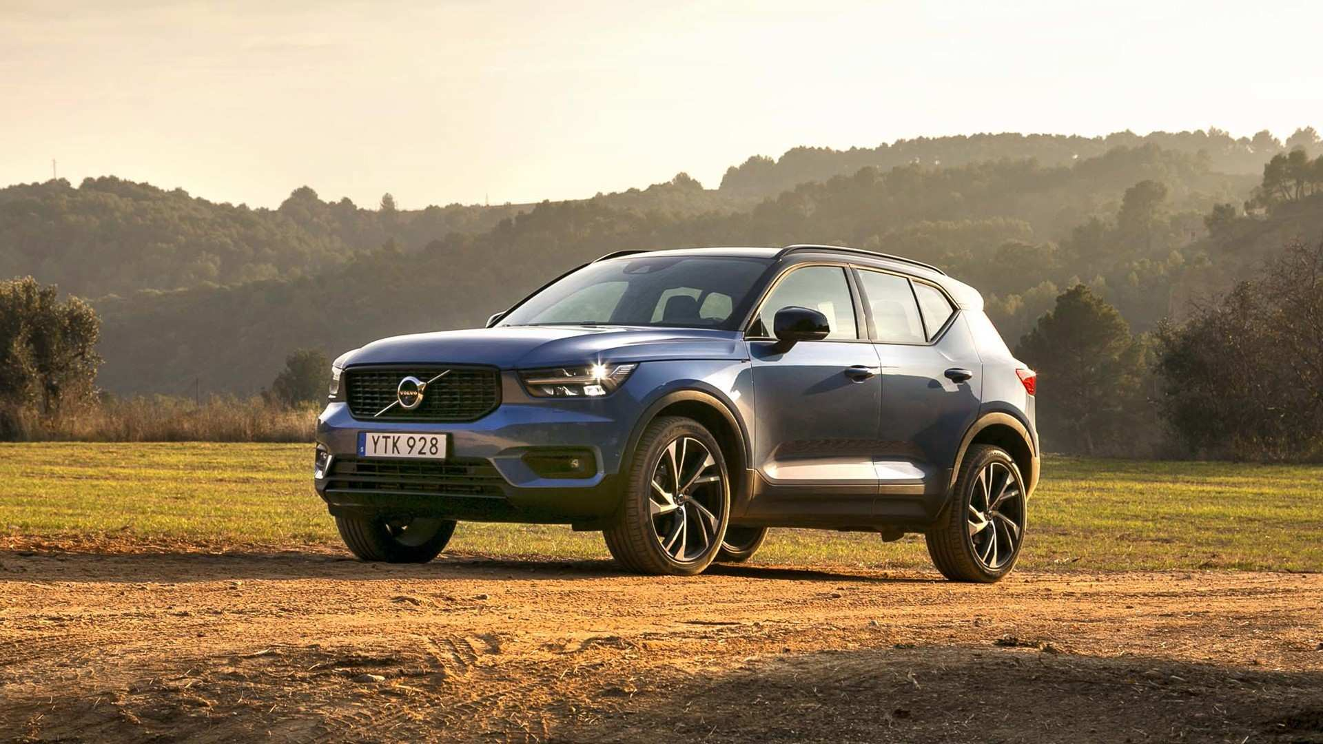 59 The Best 2019 Volvo Xc40 T5 R Design Specs