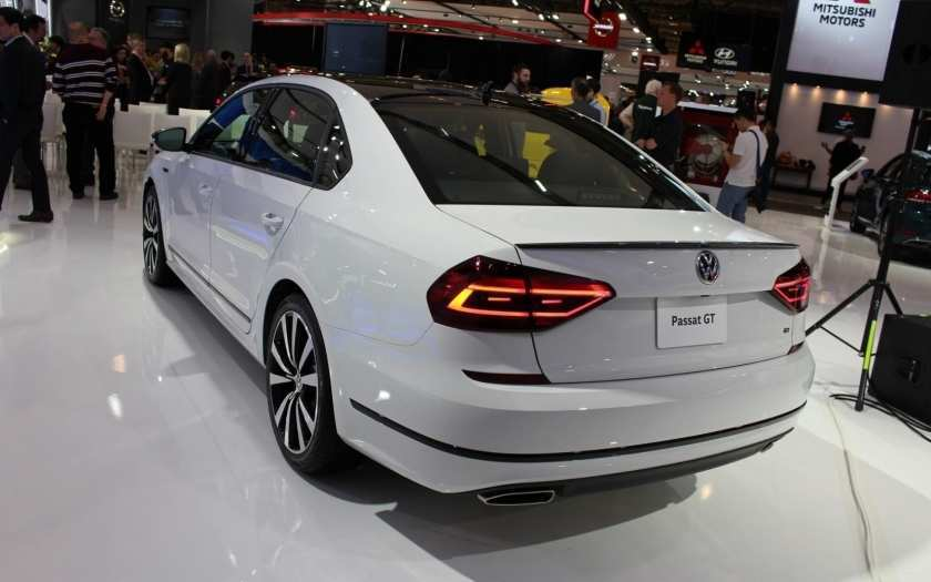 59 The Best 2019 Vw Passat Gt Concept And Review