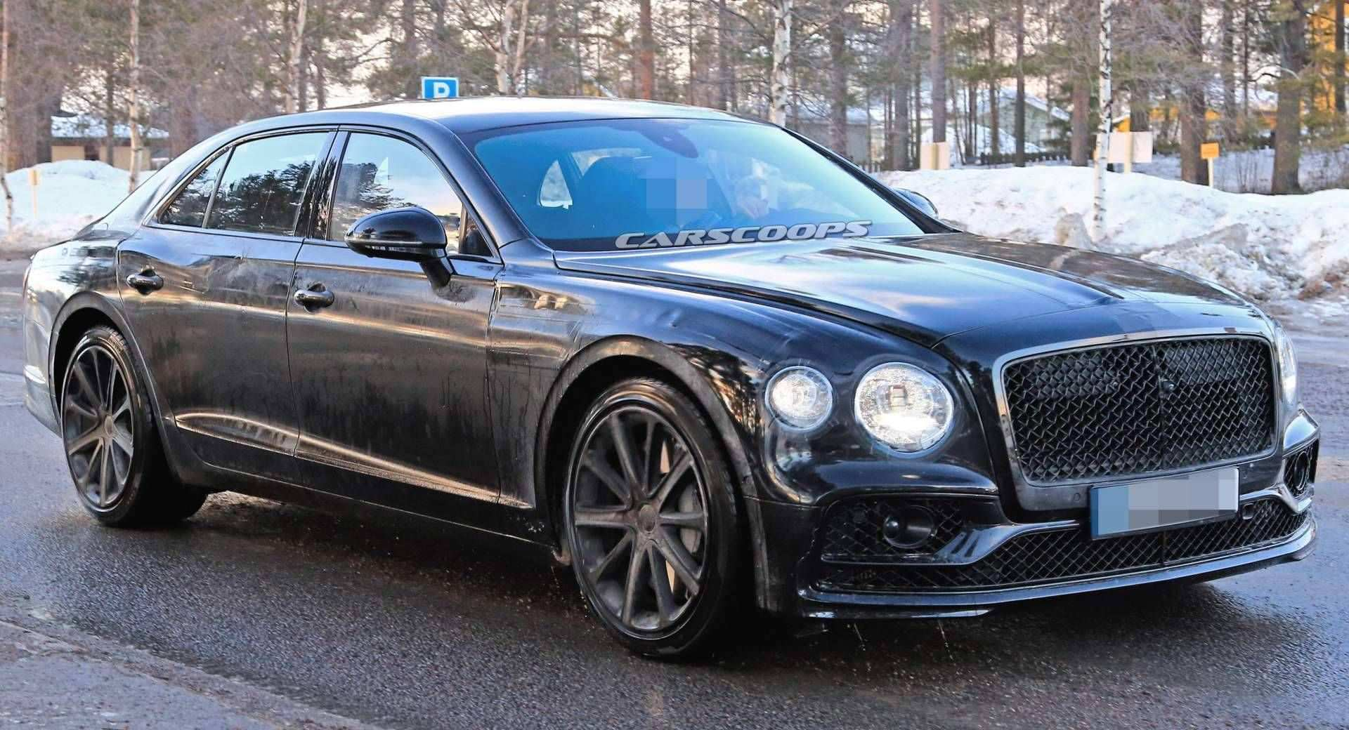 59 The Best 2020 Bentley Flying Spur Model
