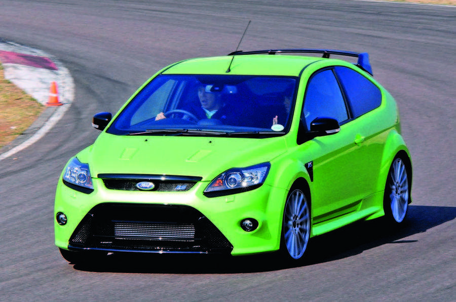 59 The Best 2020 Ford Focus RS New Review