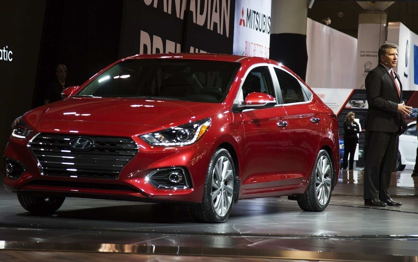 59 The Best 2020 Hyundai Accent Concept And Review