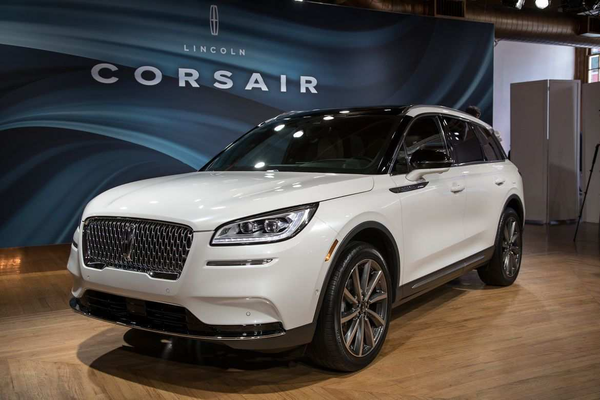59 The Best 2020 Lincoln MKC Redesign And Concept