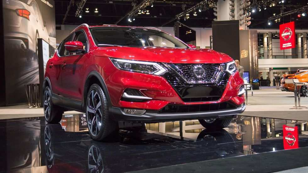59 The Best 2020 Nissan Rogue Spy Shoot