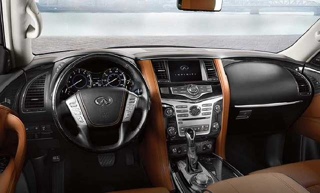 59 The Best Infiniti Qx80 2020 Interior Specs