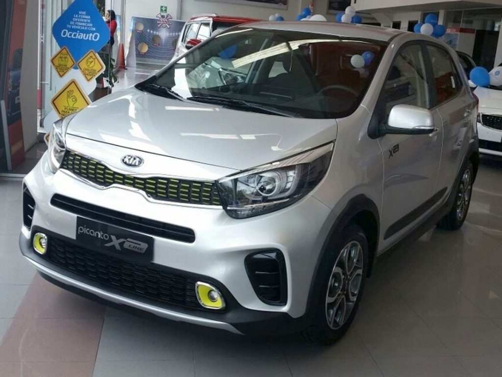 59 The Best Kia Picanto Xline 2020 Rumors