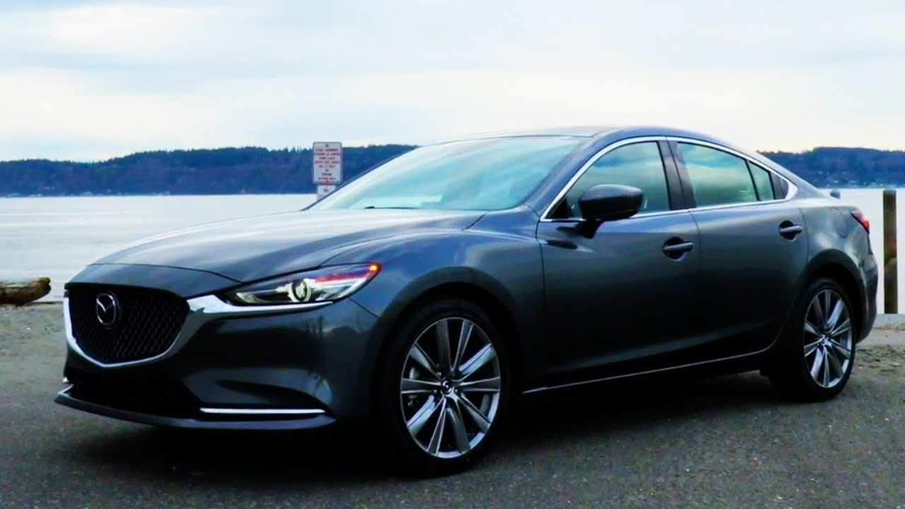 59 The Best Mazda 6 2019 Interior Review And Release Date