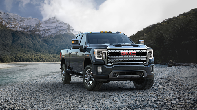 59 The Best Release Date For 2020 GMC 2500Hd Exterior