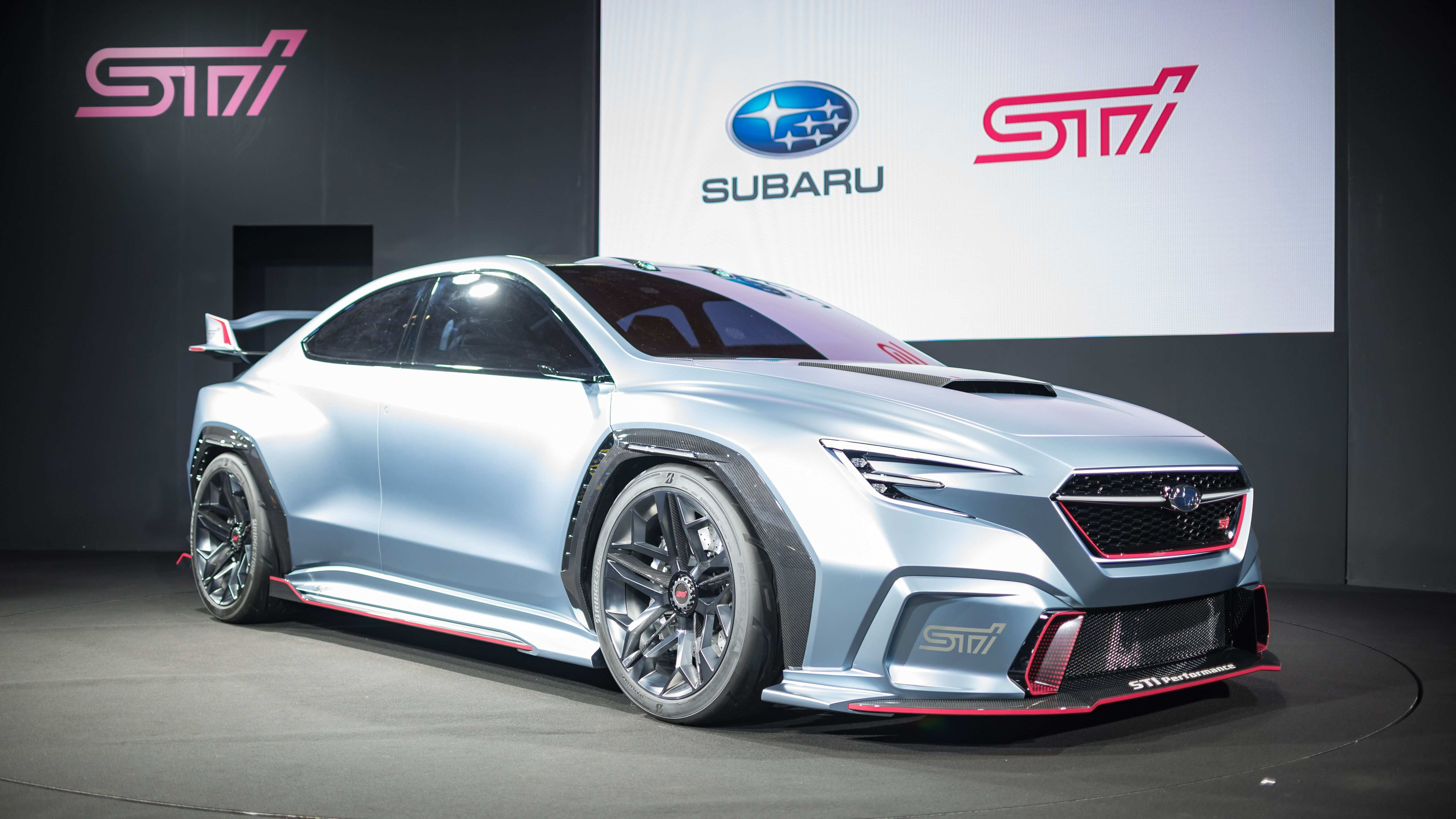 59 The Best Subaru Wrx Sti 2020 Concept Specs And Review