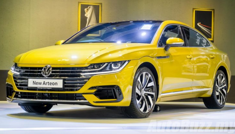 59 The Best Volkswagen Arteon 2020 Rumors