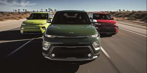 59 The Kia Lineup 2020 Images