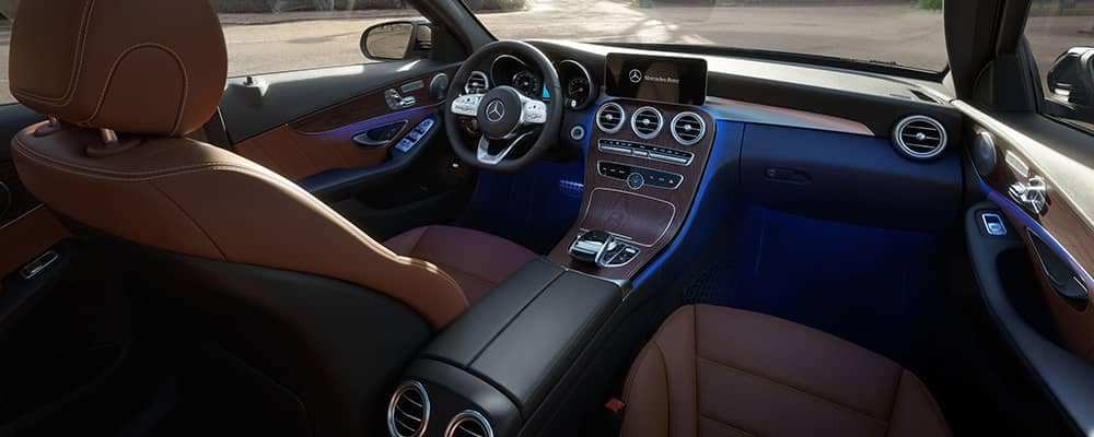 59 The Mercedes A Class 2019 Interior History