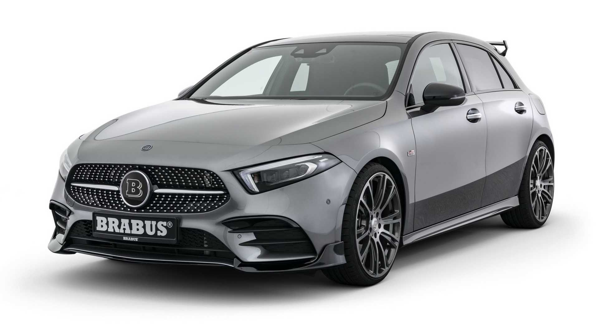 59 The Mercedes Brabus 2019 New Review