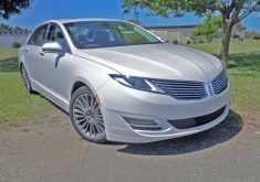 Spy Shots Lincoln Mkz Sedan