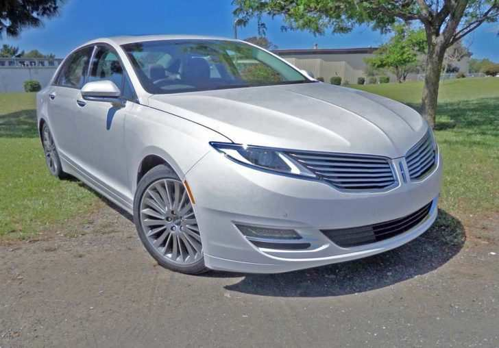 59 The Spy Shots Lincoln Mkz Sedan Exterior and Interior