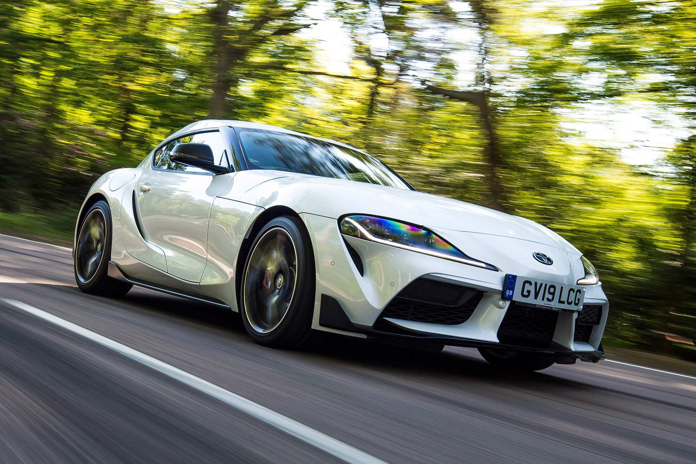 59 The Toyota Supra 2019 New Model And Performance