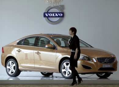 59 The Volvo S Safety Goal No Deaths By 2020 Pictures