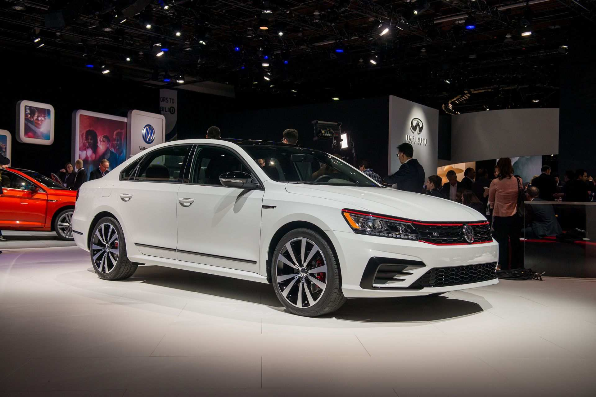 59 The Vw Passat Gt 2019 History