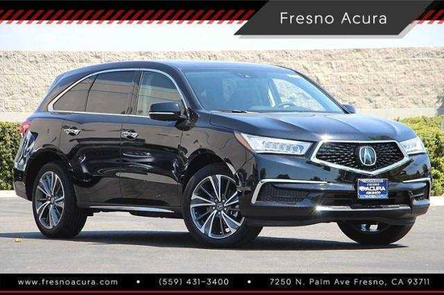 60 A 2019 Acura MDX Speed Test