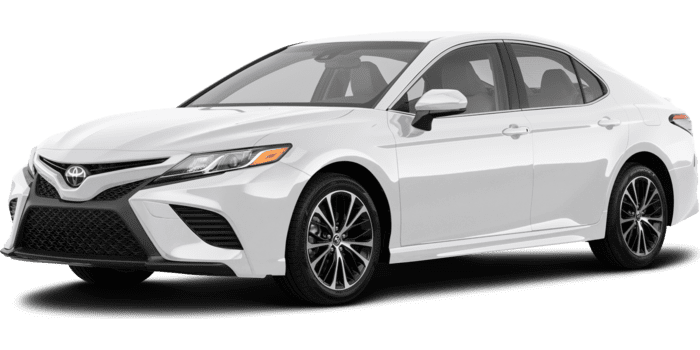60 A 2019 All Toyota Camry First Drive