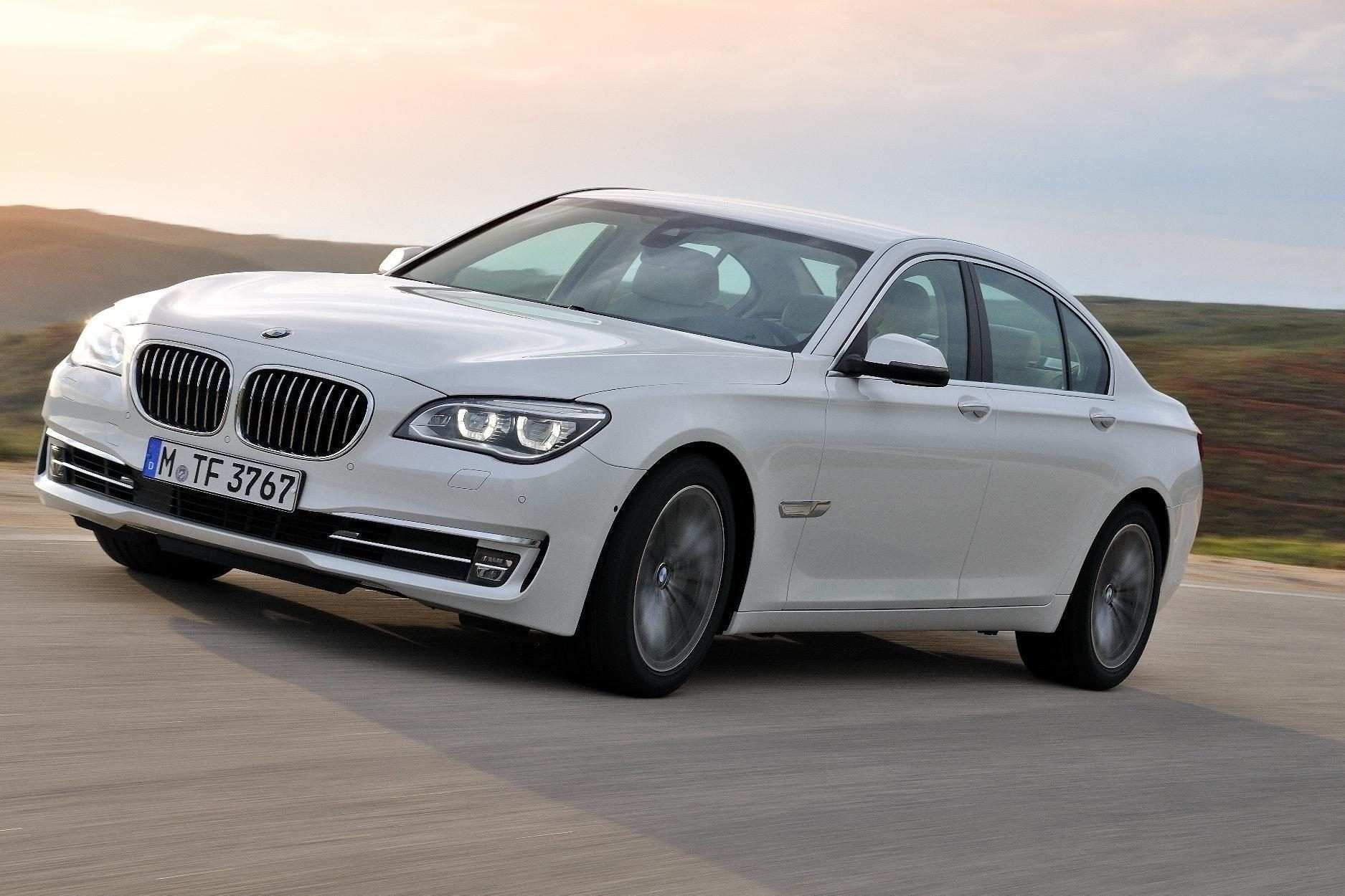 60 A 2019 BMW 7 Series Perfection New Pictures