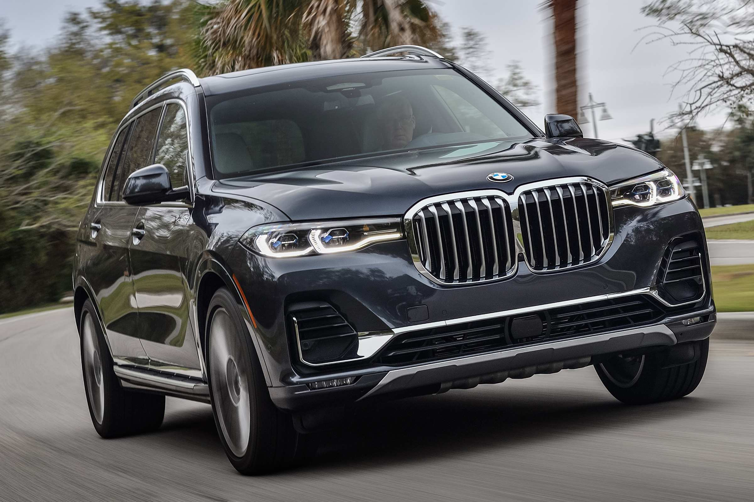 60 A 2019 BMW X7 Suv Series Concept And Review