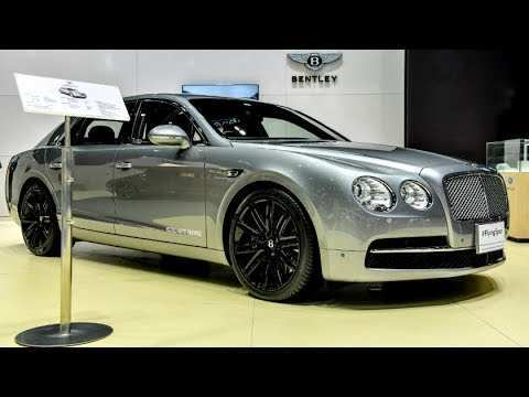 60 A 2019 Bentley Flying Spur Interior