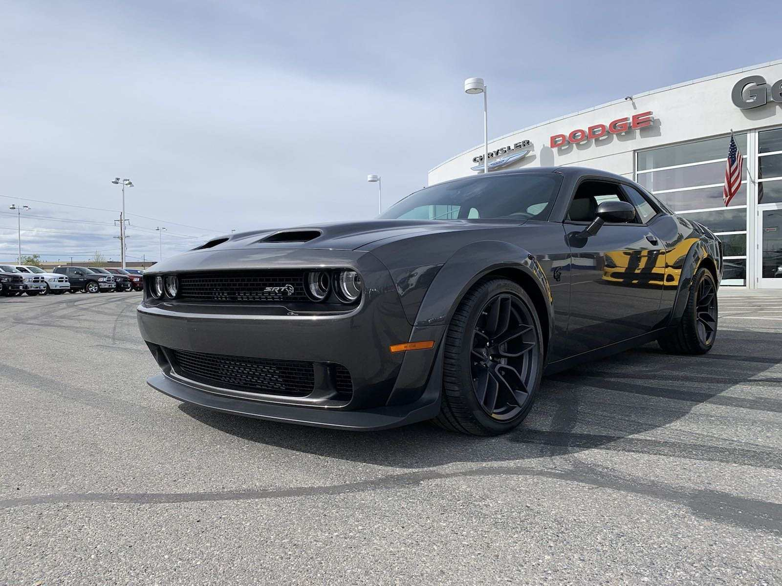 60 A 2019 Dodge Challenger Hellcat Redesign And Review