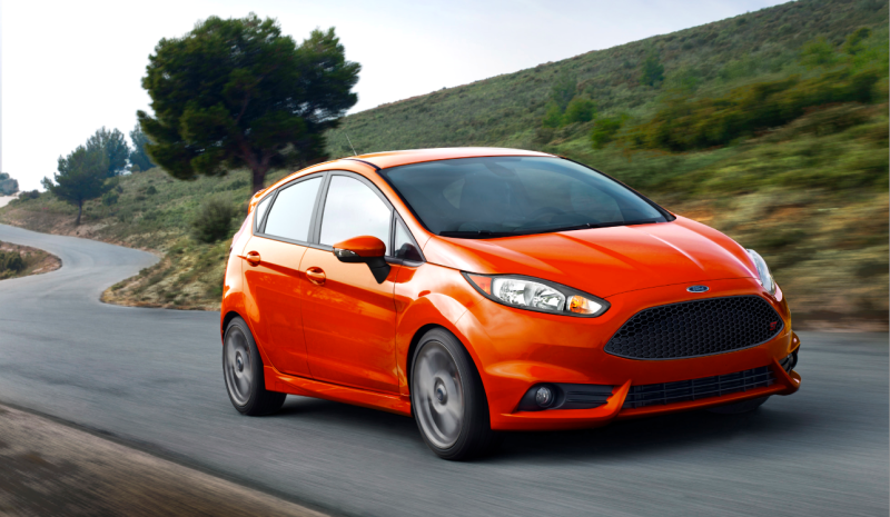 60 A 2019 Fiesta St Ratings