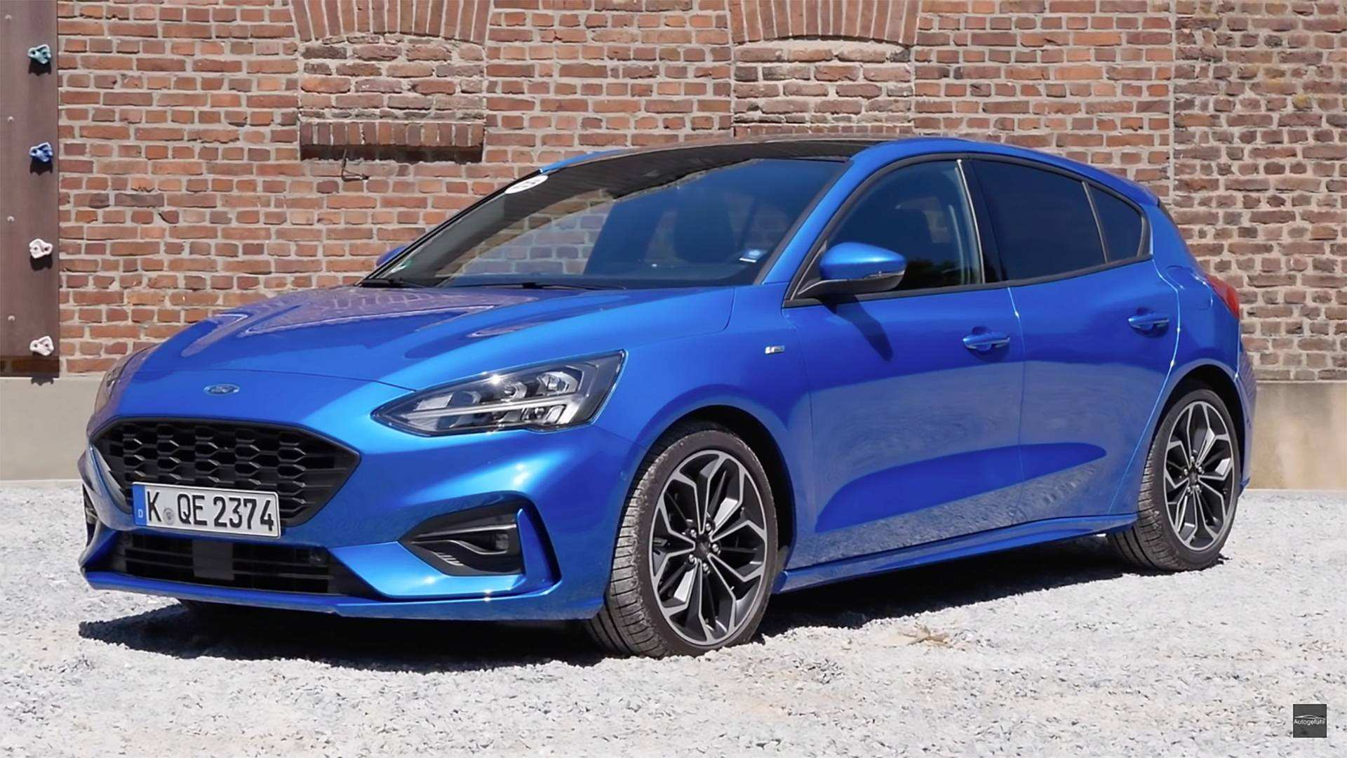 60 A 2019 Ford Focus Overview