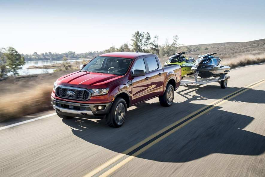 60 A 2019 Ford Ranger Usa Ratings