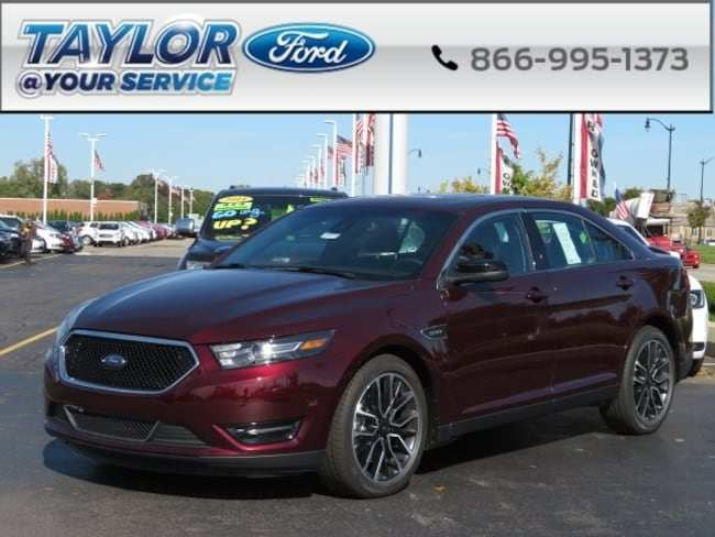 60 A 2019 Ford Taurus Sho Performance And New Engine