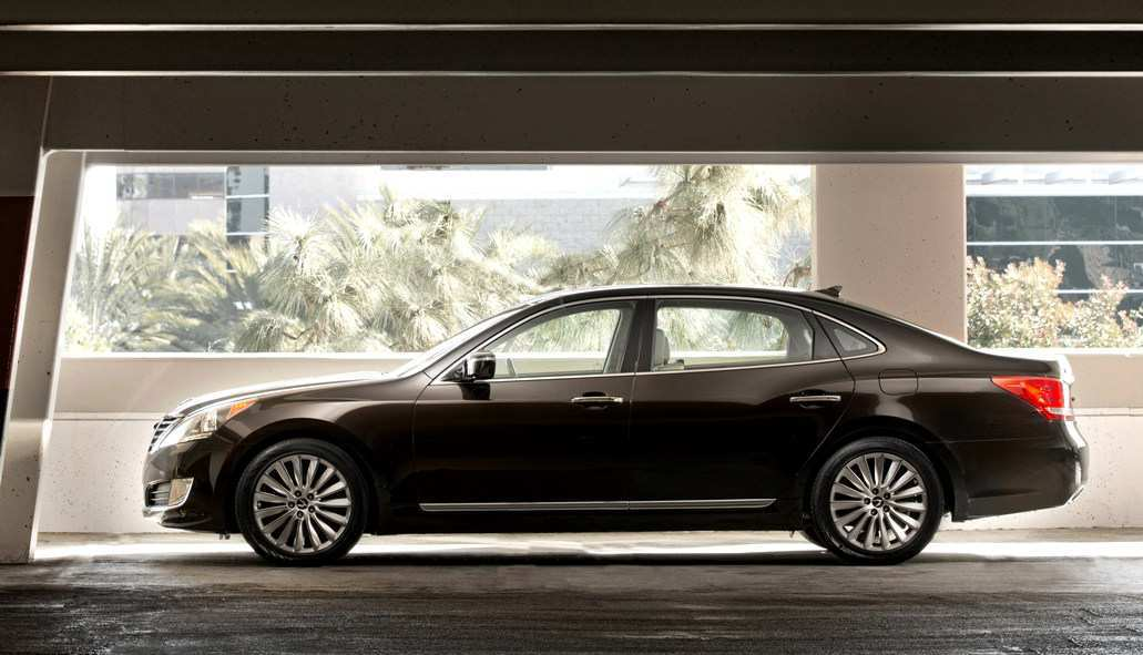 60 A 2019 Hyundai Equus Ultimate Picture