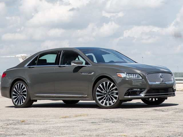60 A 2019 Lincoln Continental Specs