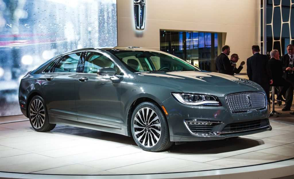 60 A 2019 Lincoln MKS Spy Photos History