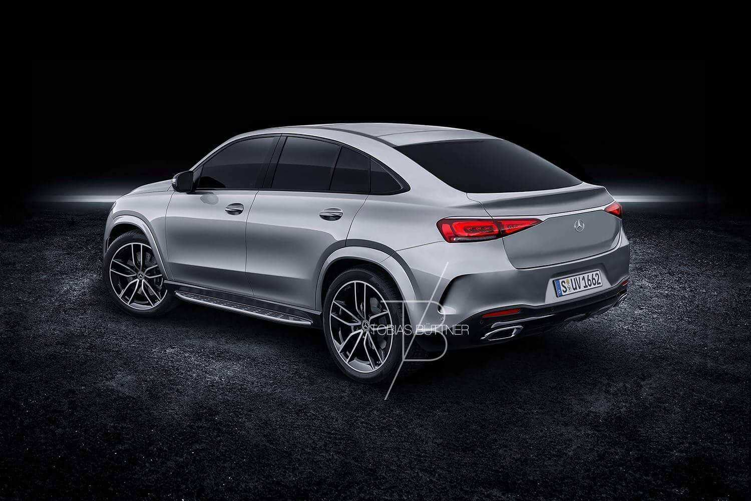 60 A 2019 Mercedes Gle Coupe Concept And Review