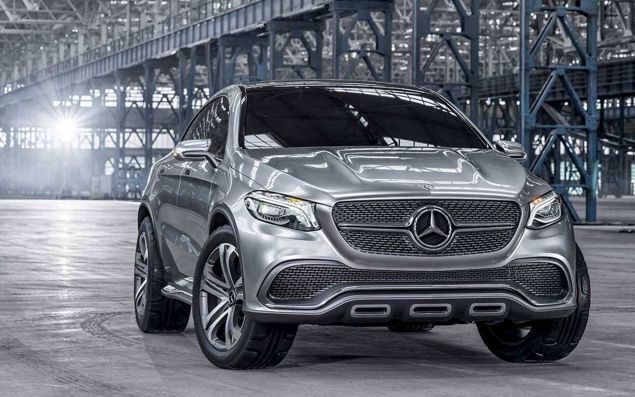 60 A 2019 Mercedes Ml Class Redesign And Concept