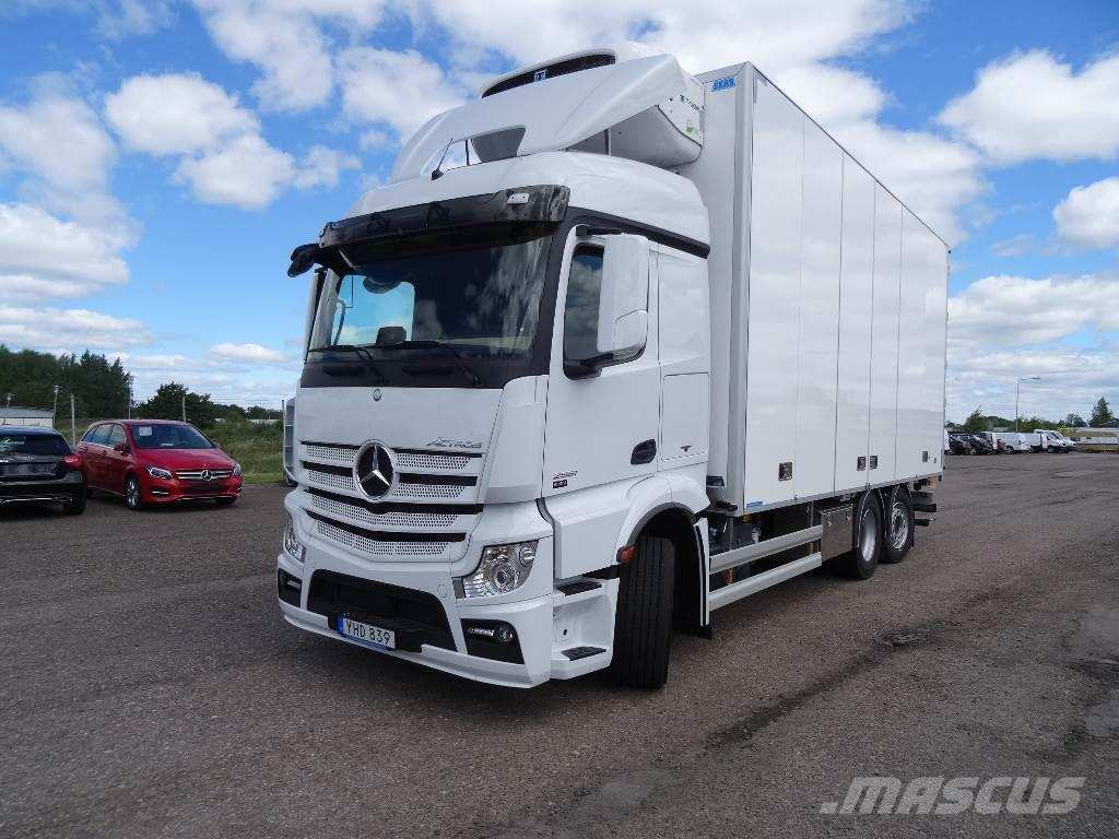 60 A 2019 Mercedes Truck Price Spy Shoot