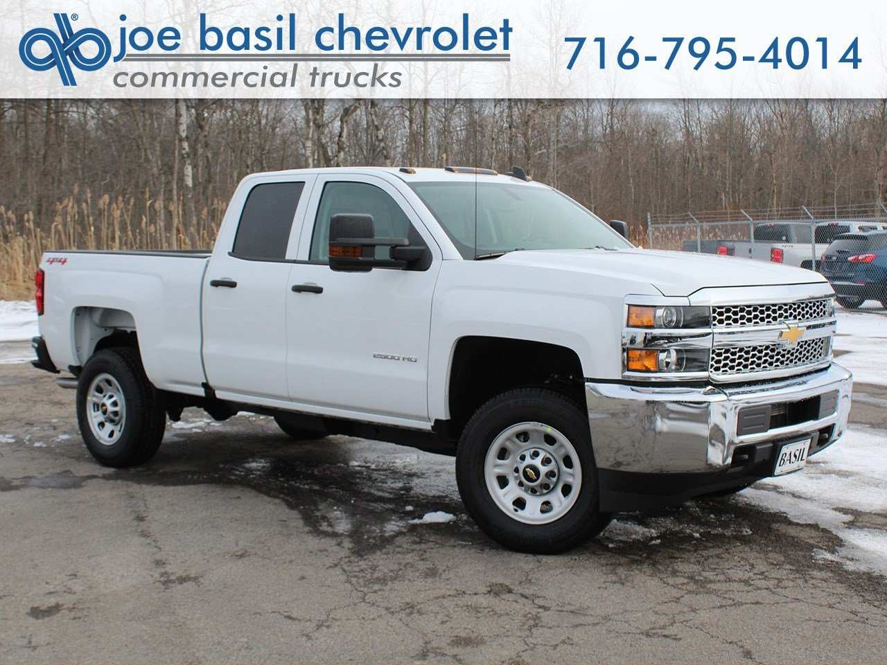 60 A 2019 Silverado Hd New Review