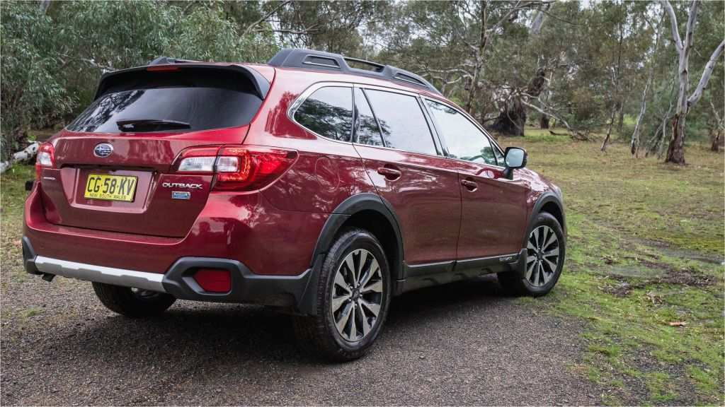 60 A 2019 Subaru Outback Turbo Hybrid Reviews