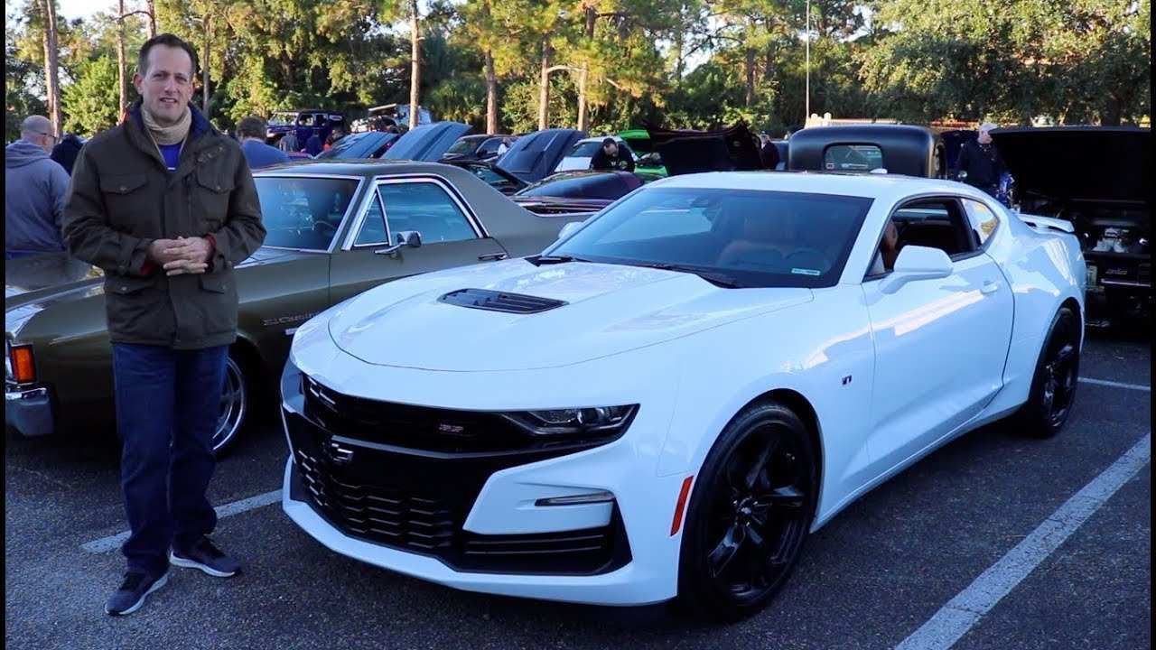 60 A 2019 The Camaro Ss Pictures