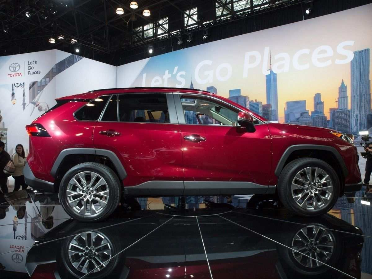 60 A 2019 Toyota Rav4 Jalopnik Review And Release Date