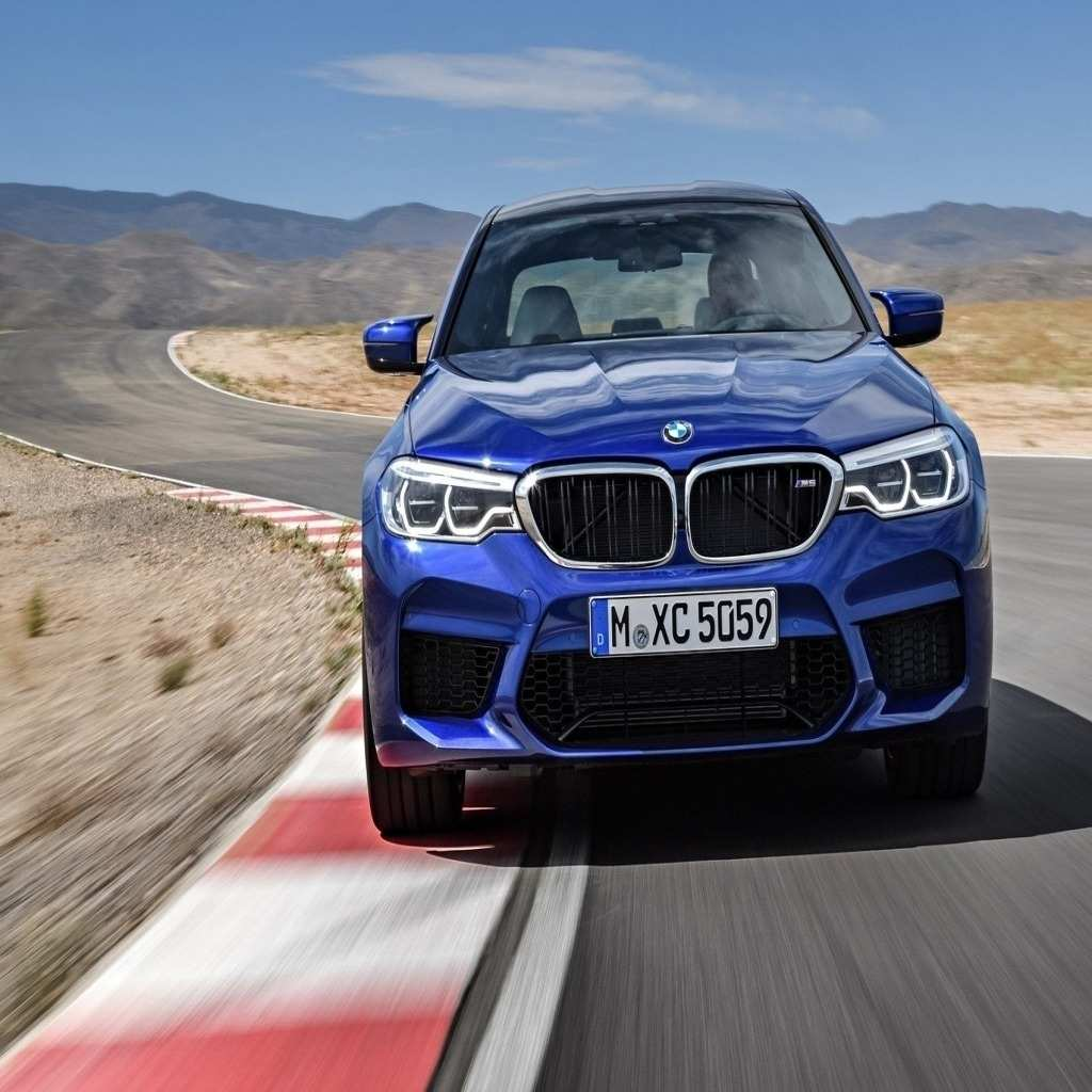 60 A 2020 BMW M5 Get New Engine System Performance And New Engine