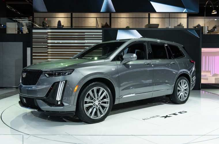 60 A 2020 Cadillac Xt6 For Sale Price And Release Date