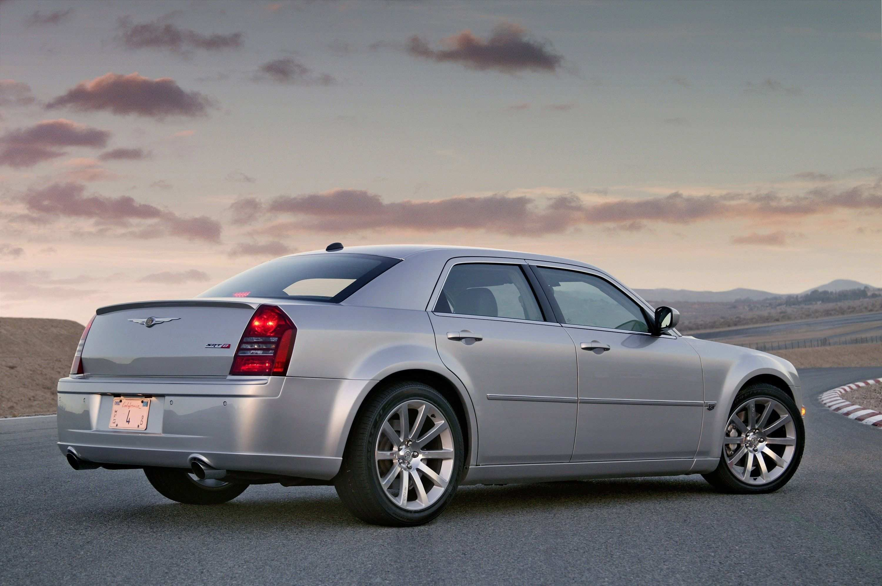 60 A 2020 Chrysler 300 Srt8 Model