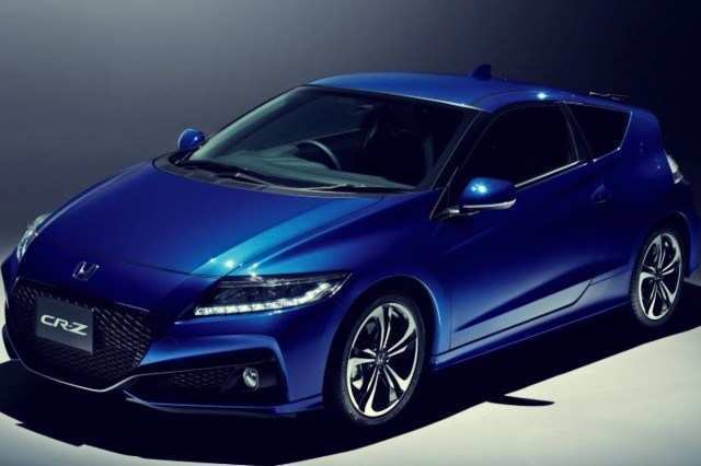 60 A 2020 Honda Cr Z Picture