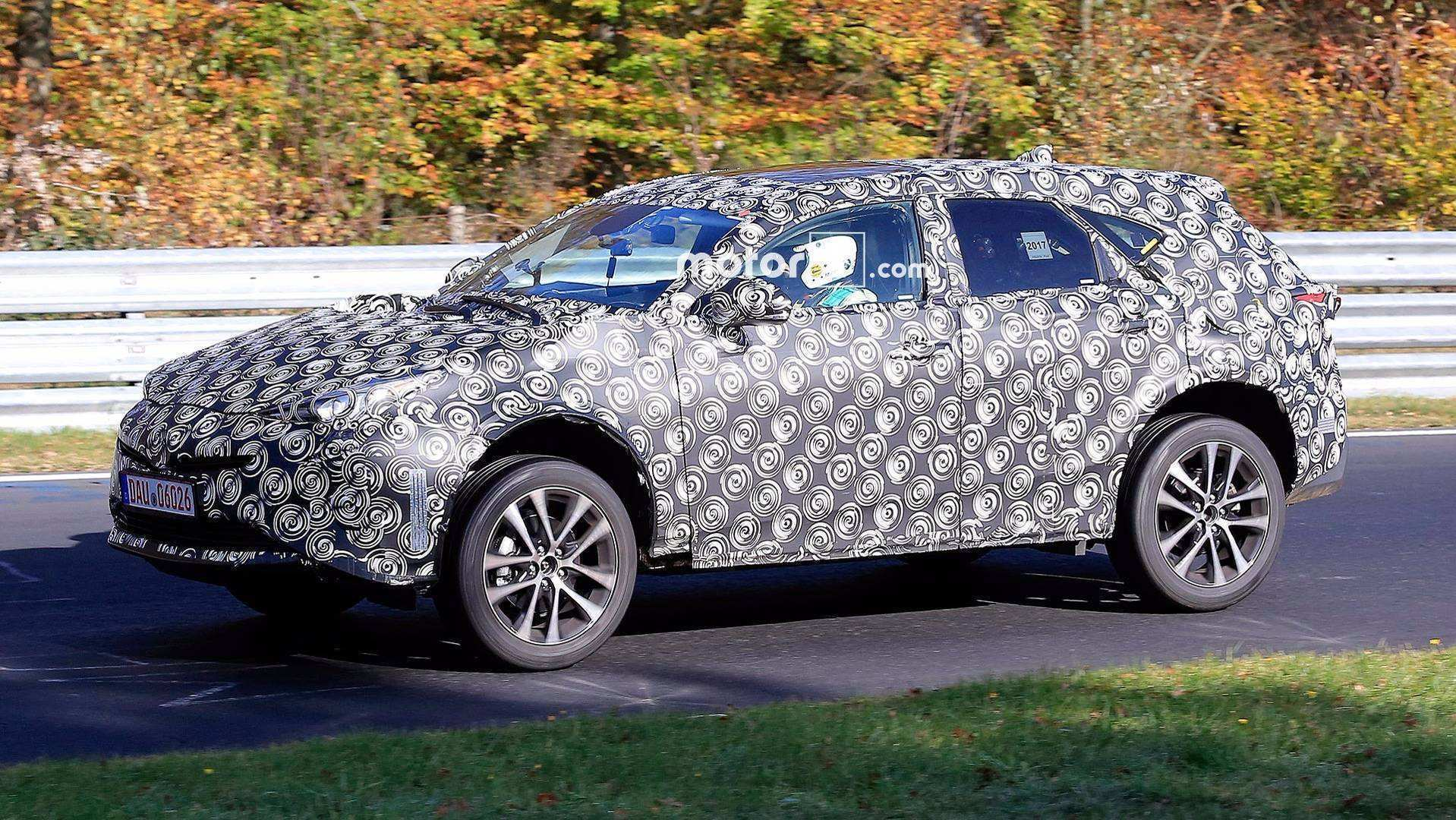 60 A 2020 Spy Shots Toyota Prius Images