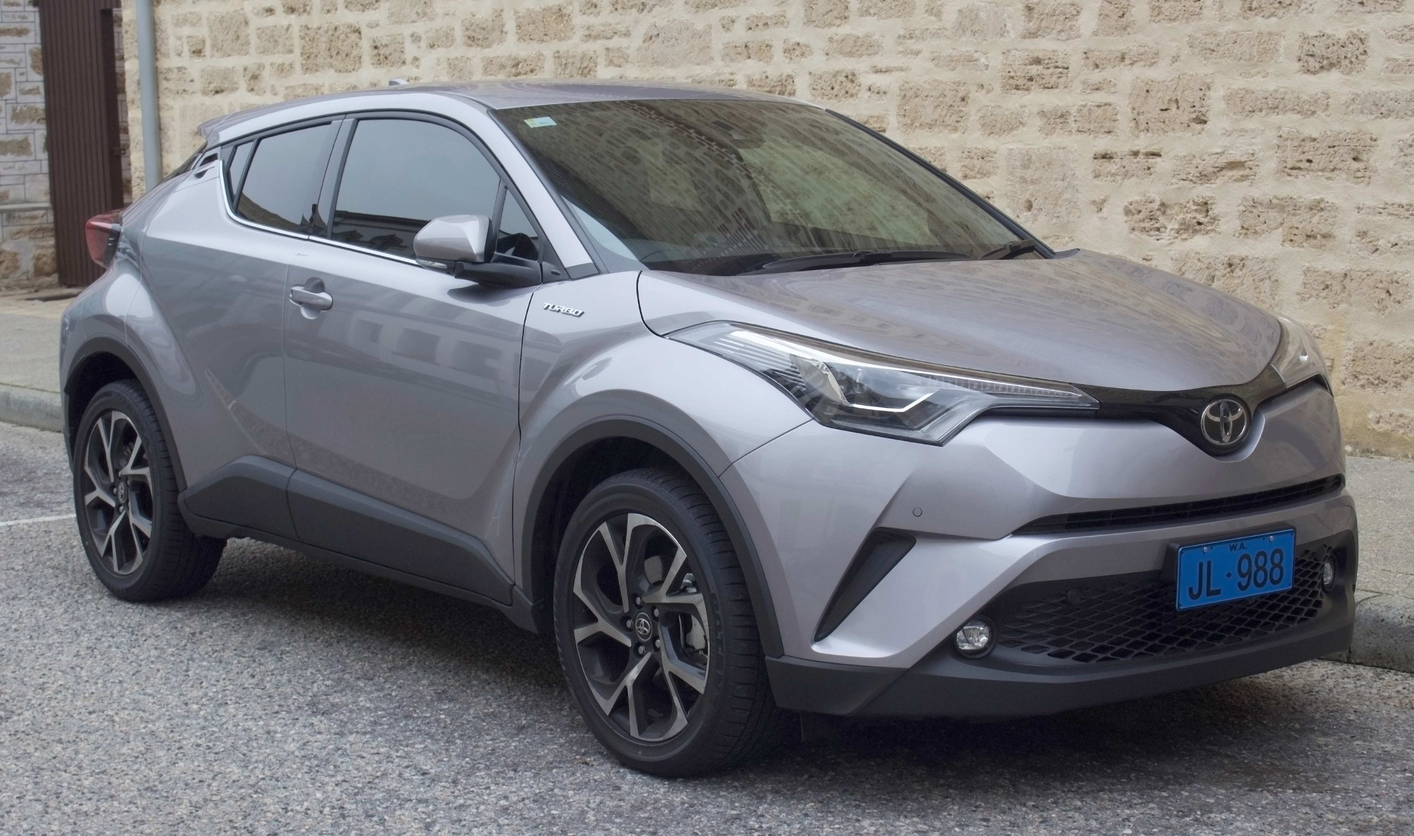 60 A 2020 Toyota C Hr Compact New Concept
