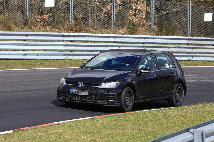 60 A 2020 Volkswagen Golf GTD Review And Release Date