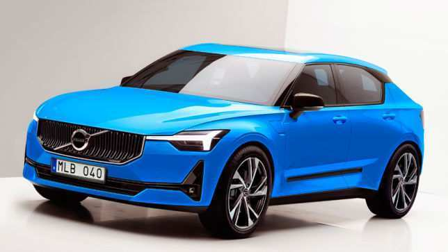 60 A 2020 Volvo S40 Redesign And Concept