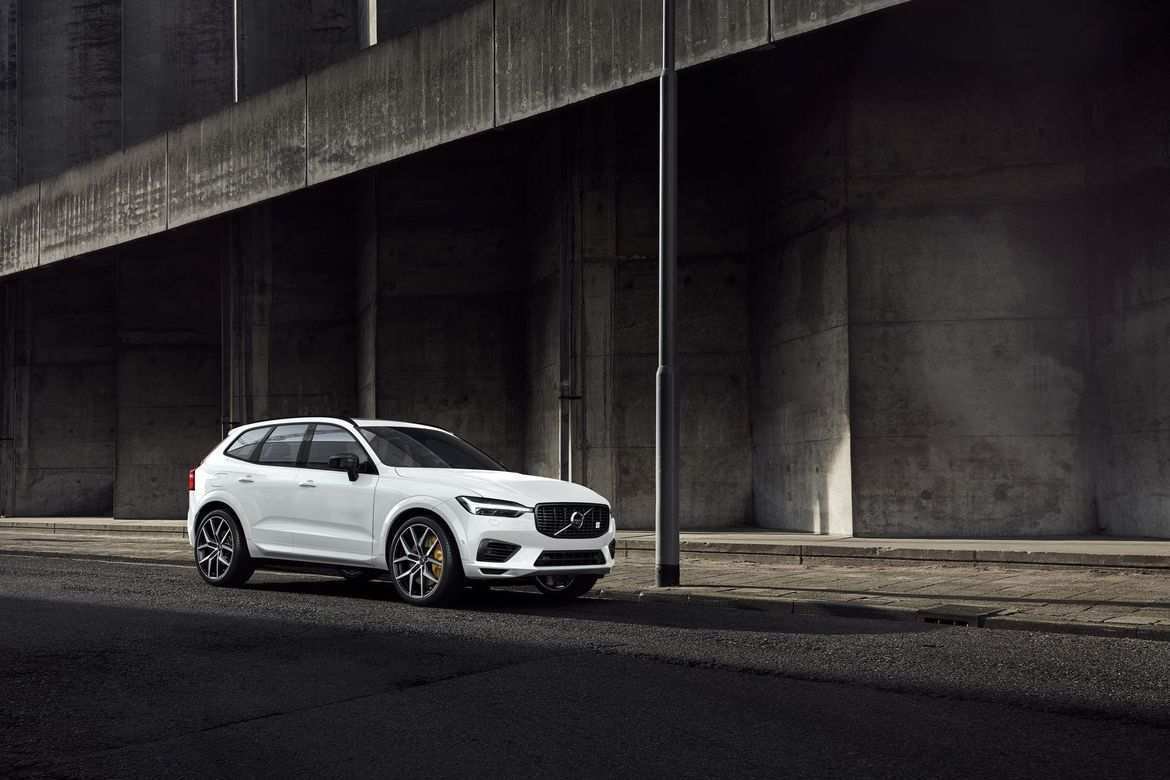 60 A 2020 Volvo XC60 New Review